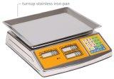 Échelle de calcul de Steelead-Acide de batterie des prix électroniques inoxidables de Digitals