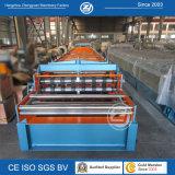 Roulis en acier de paquet d'étage de profil de niveau élevé formant la machine