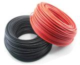 Силовой кабель высокого качества 6mm (10AWG) солнечный