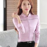 女性のサイズと形式的なオフィスワークのワイシャツのための新しいブラウス