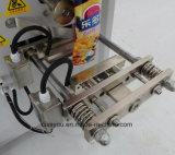 Máquina de embalagem líquida do malote da água mineral do auto petróleo do leite do suco
