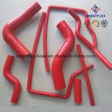 Шланг силиконовой резины автомобильного гибкого высокого давления высокой эффективности высокотемпературный усиленный
