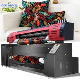 De digitale Printer van de Vlag met Dx7 Printheads Epson 1.8m/3.2m van Af:drukken van de Breedte 1440dpi*1440dpi- Resolutie voor Stof die direct afdrukken