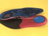 Insoles ortopédicos lisos adultos de Orthotics da sustentação de arco do pé de EVA