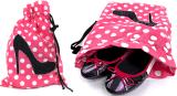 Sacchetto del pattino del sacchetto di Drawstring del pattino dell'imballaggio del pattino del sacchetto di polvere dell'OEM