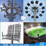 18m/20m/30mの望遠鏡の三脚のスポーツ空港照明ポストの高いマストの照明