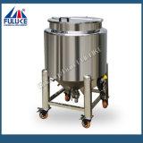 Tanque de almacenamiento de vacío de acero inoxidable Fuluke