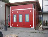 Будочка картины мебели хозяйственного оборудования для нанесения покрытия порошка относящая к окружающей среде