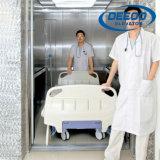 Elevador médico especial do hospital da base lisa da tecnologia de Alemanha