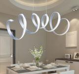 Dekorative KreisDeckenleuchte des acryl-LED