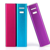 2600mAh Power Charger Mobile Power Bank para presente