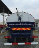 Caminhão de água Sinotruk HOWO 6 * 4 com 12000L de capacidade