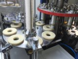 Ultraschallpapiercup, das Maschine für kaltes Getränk bildet