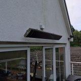 El panel infrarrojo infrarrojo de interior de la calefacción del calentador eléctrico 1800W de la sala de estar