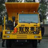판매를 위해 덤프 트럭 광업 임금을 채광하는 Sinotruk HOWO off-Road 70 톤