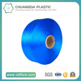 PP Multifilament Blue FDY Yarn 1500d with High Tenacity