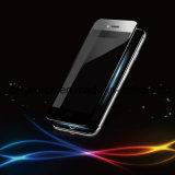 Telefon-Zubehör-Volldeckung-ausgeglichenes Glas-beweglicher Schoner für iPhone 6 /6 plus