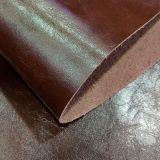 Прочная кожа Microfiber для мешков Hw-131 ботинок