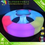 Vector al aire libre de la silla de la barra de los muebles de la carpa LED