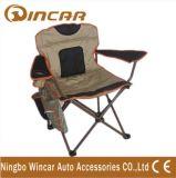 Aluminium-faltender kampierender Stuhl mit Arm-Rest-Becherhalter