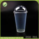 16oz/500mlカスタム耐熱性明確なプラスチックコップ