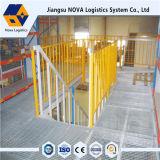 Mezzanine multi-niveaux en entrepôt avec haute qualité