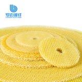 Malhas da roda da interrupção da boa qualidade/disco mergulhado esteira do engranzamento fibra de vidro da Anti-Adesão