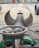 bombola per gas liquefatta riutilizzabile della saldatura di acciaio 1000L