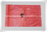 O costume transparente do LDPE imprimiu o saco plástico do fechamento do fecho de correr dos sacos do Zipper