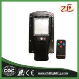 A venda 30W do fabricante diretamente integrou tudo em um preço solar da luz de rua do diodo emissor de luz