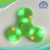 Bunter Finger-Handunruhe-Spinner des 608 Kugellager-LED mit Bluetooth Lautsprecher-Spinner