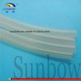 Buizenstelsel van het Silicone van de Rang van het Voedsel van Sunbow het Witte Zachte voor Waterpijp