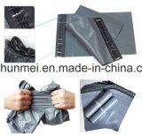 Sacchetto di plastica grigio della posta dell'elemento portante di 2017 abitudini