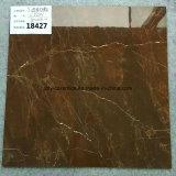Mattonelle piene della pietra del marmo del corpo di colore scuro