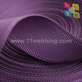Nastro di nylon falso del poliestere della tessitura per la cinghia di spalla del sacchetto