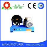강철 밧줄 또는 철사 (JK160)를 위한 휴대용 호스 주름을 잡는 기계