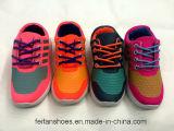 De Schoenen van de Tennisschoen van de Schoenen van de Vrije tijd van de Loopschoenen van de Injectie van de Kinderen van de manier (ff924-2)
