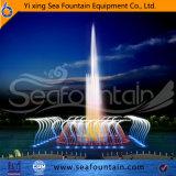 Fontana di galleggiamento del progettista del lago professionale design con l'ugello 3D