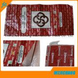 Bolso tejido PP de la impresión de la película de BOPP para el arroz