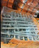 空調節可能な電流を通された足場調節可能な基礎ジャックか構築のための固体