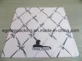 Voller Oberflächendruck beige Microfiber Sonnenbrille-Putztuch