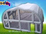 Раздувной шатер гаража для автомобиля стоянкы автомобилей