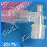 Ce aprobado de respiración del tubo de Midsplit del circuito y ISO