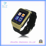 Multifunktionsform Bluetooth Dz09 Andriod Sport-intelligente Uhr