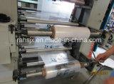 Máquina de impressão de Flexo das cores da precisão 4 do tipo de Hwasen