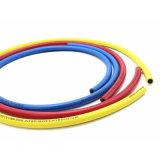 riga tubo flessibile di spirale della fibra di poliestere di 5mm della ricarica del gas di CA di 500psi