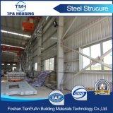 작업장을%s Prefabricated 강철 구조물 건물