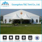 Tenda Mixed della festa nuziale dell'alto picco del blocco per grafici di alluminio delle 1000 genti con il sistema di raffreddamento e la tenda