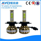 Linterna del CREE LED del brillo más alto H4