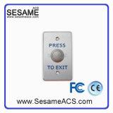 Tasto di plastica impermeabile dell'uscita del portello con luminoso con la base (SBM2)
